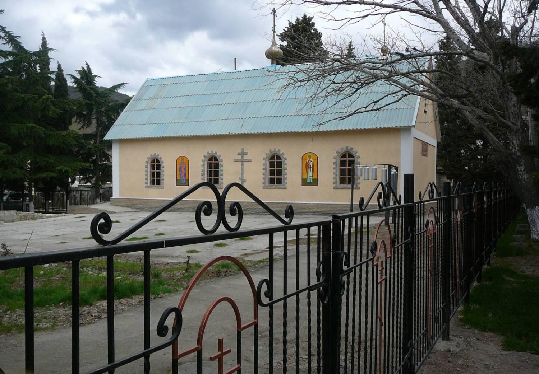 Храм Покрова Пресвятой Богородицы в с. Рыбачье